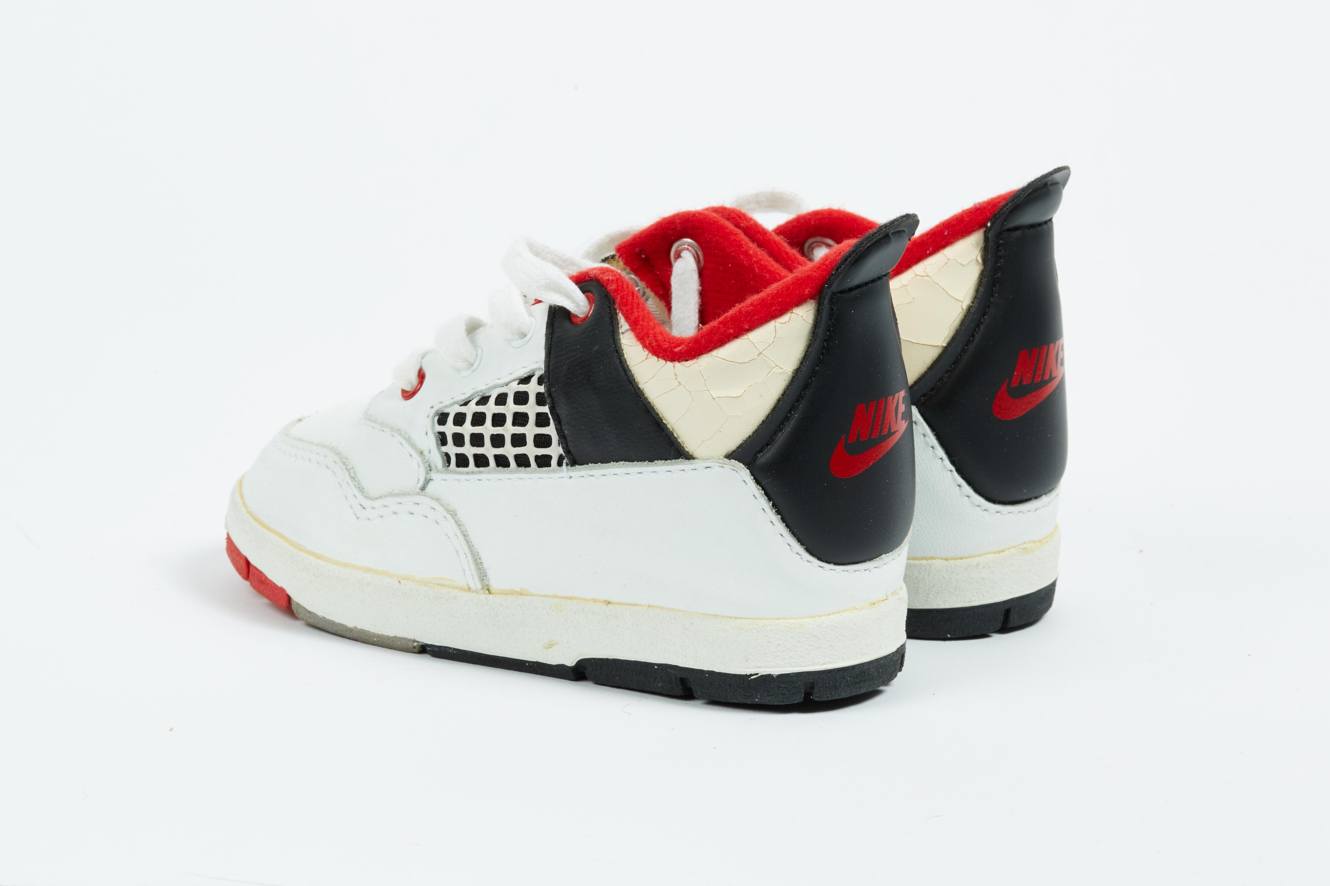 Vintage 1989 Baby Jordan IV - Shoes Your Vintage