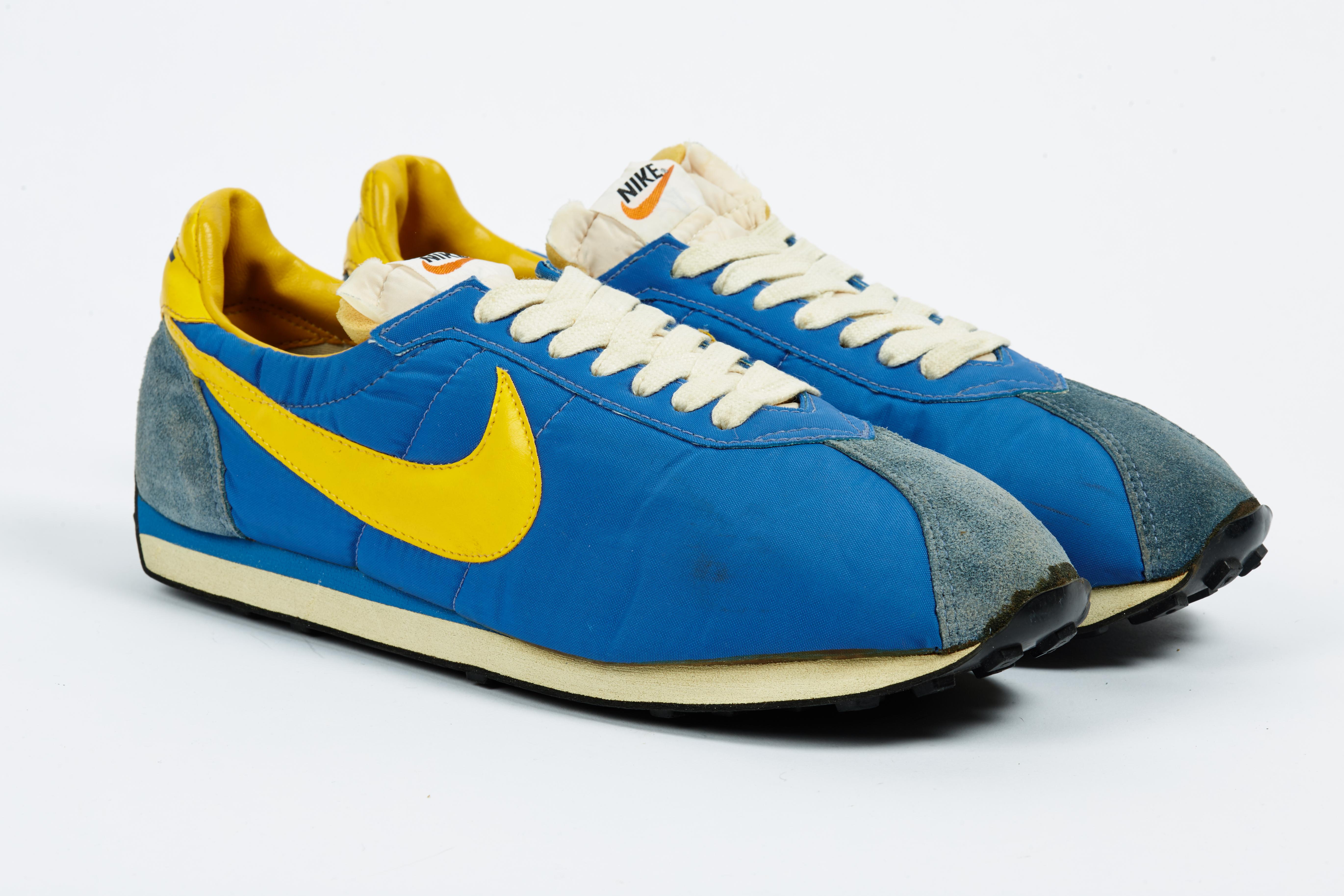 Vintage 1977 Nike Waffle Trainer - Shoes Your Vintage 38deae019