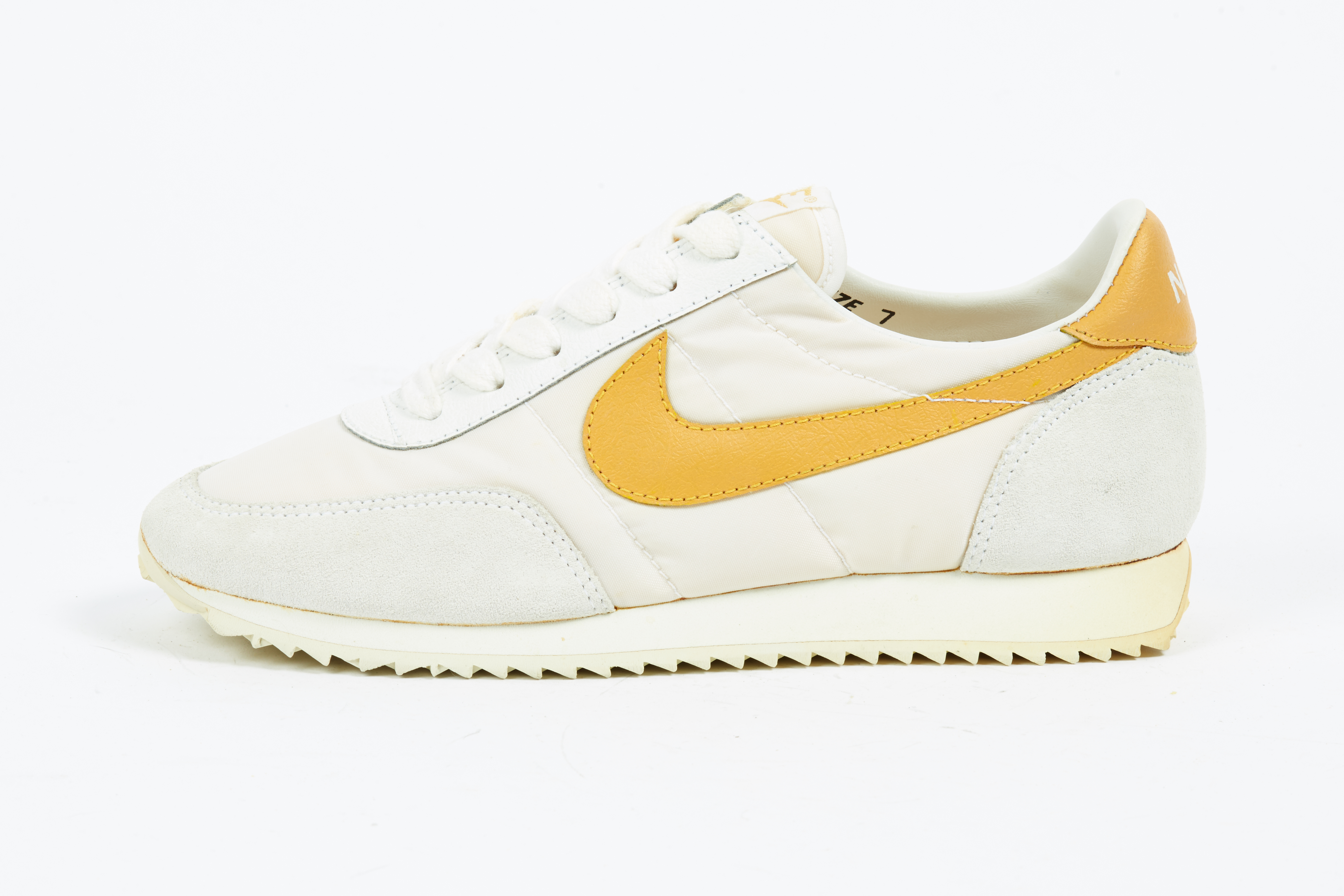 Vintage early 80s Nike Sample Running