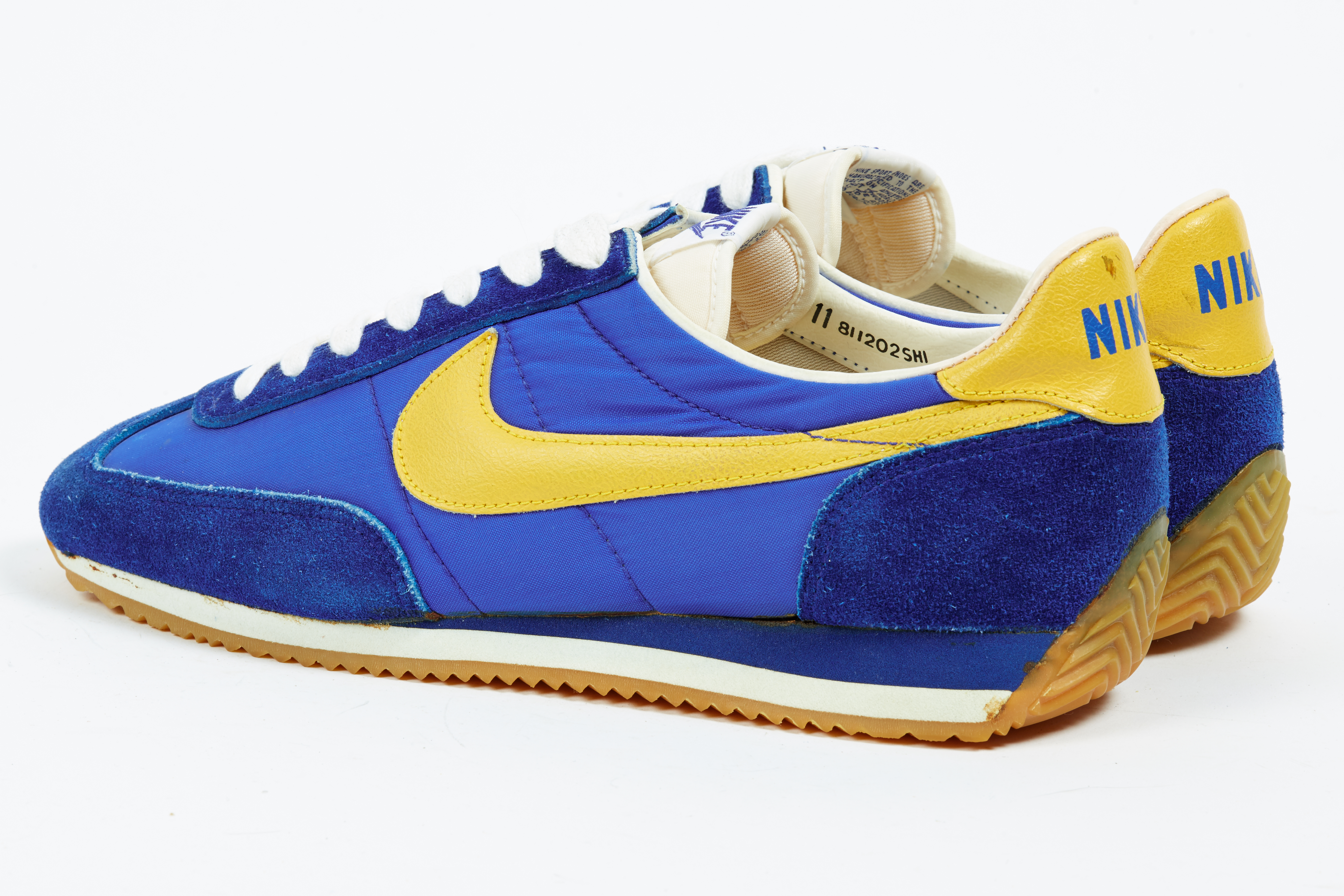 official photos c4562 a987e Vintage 1981 Nike Oceania - Shoes Your Vintage. )