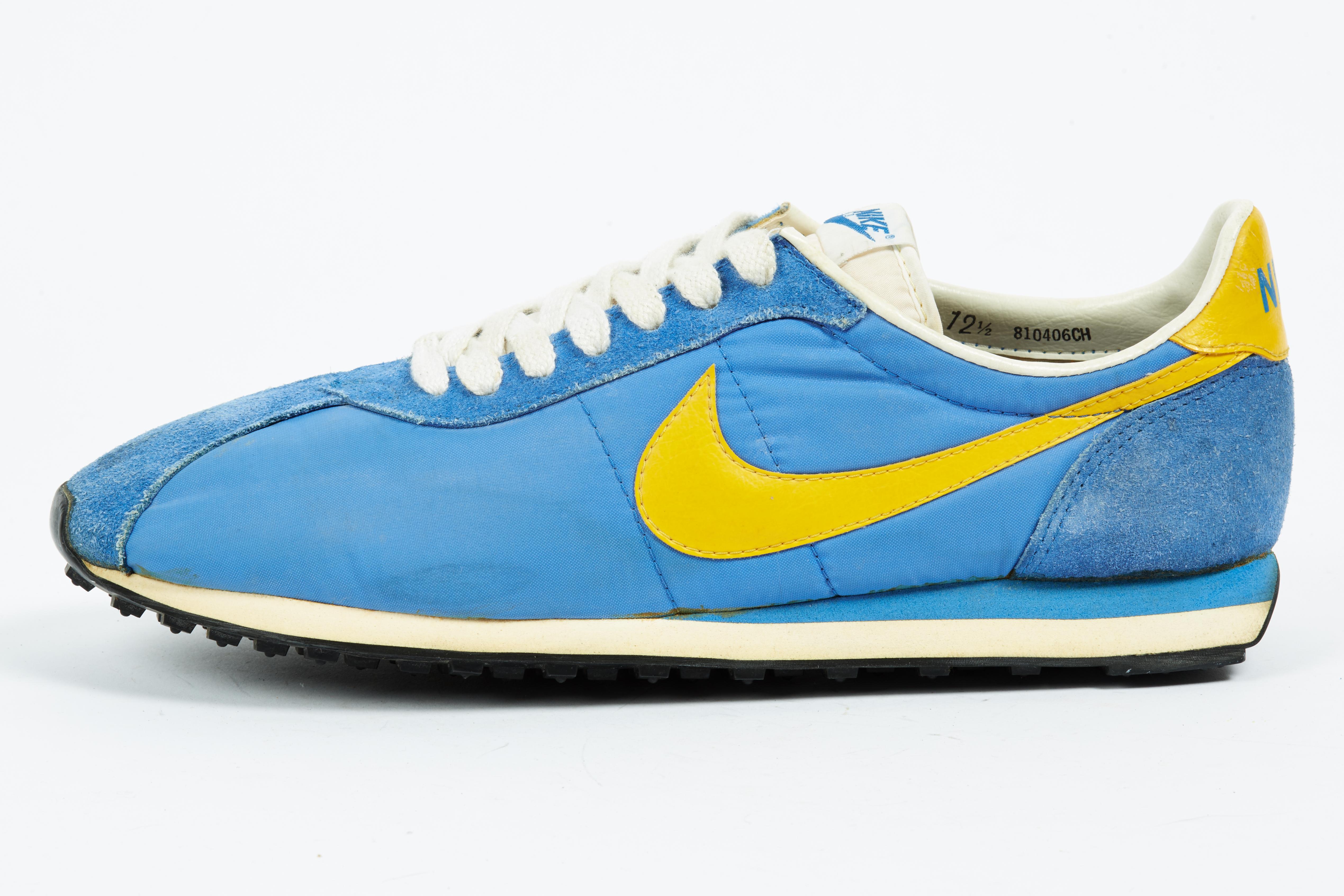 Vintage 1981 Nike Waffle Trainer