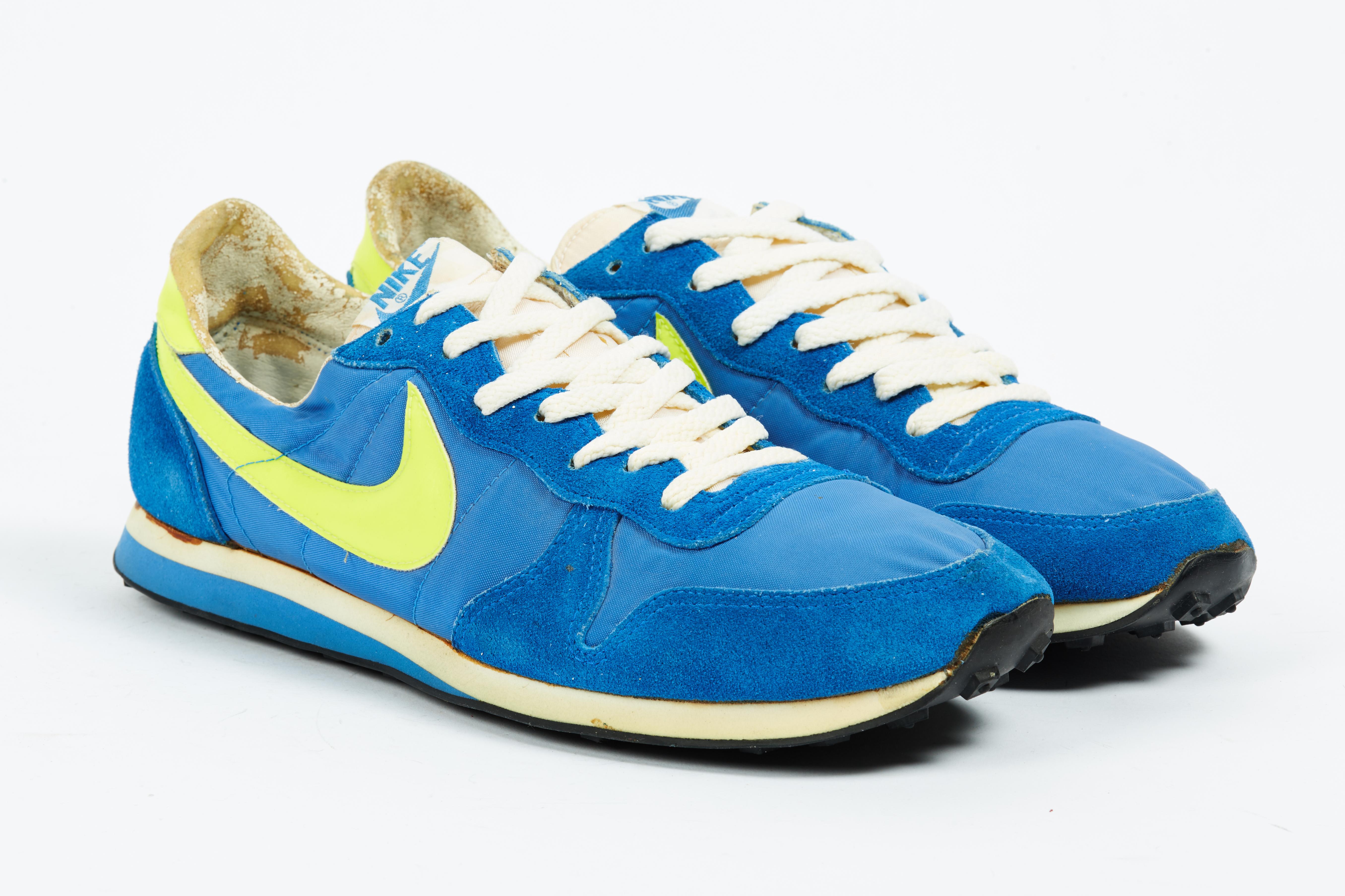 Vintage 1982 Nike Elite II - Shoes Your