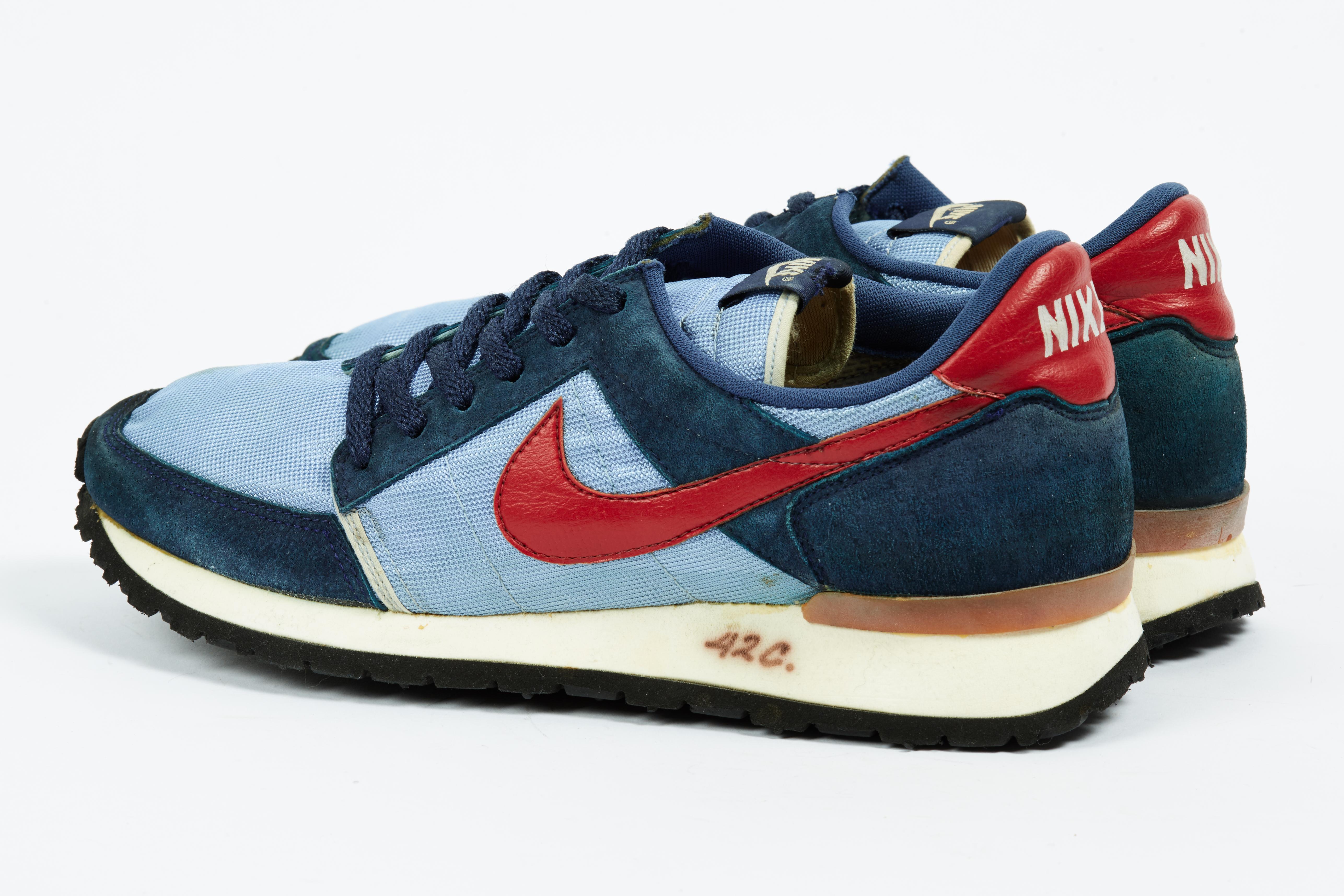 1986 Vintage Nike Running