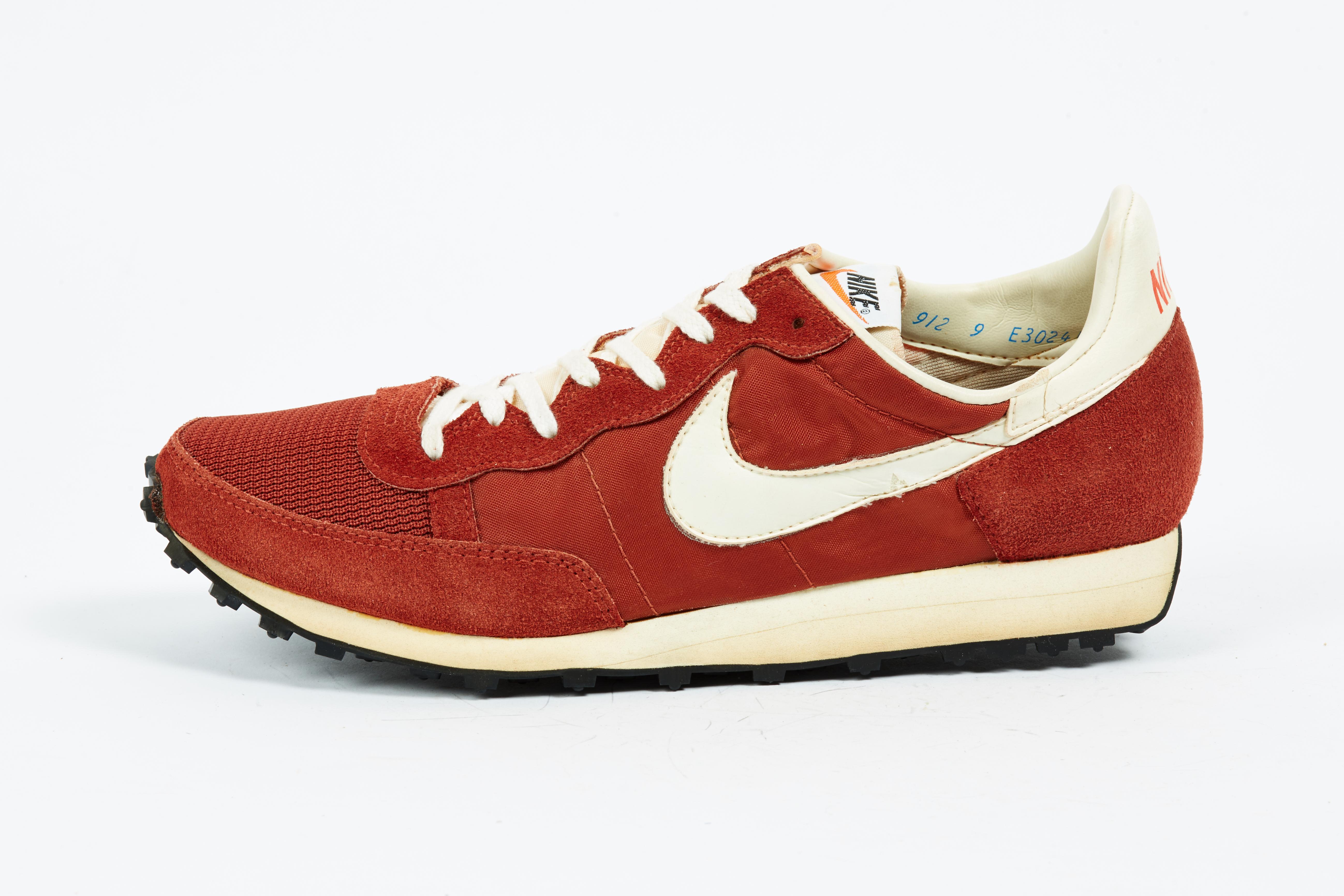Vintage 1979 Nike Challenger - Shoes